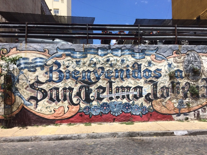 San Telmo : notre quartier