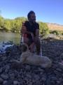Le baroudeur et le dog