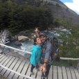 Torres del Paine kiss