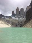 Les fameuses Torres del Paine