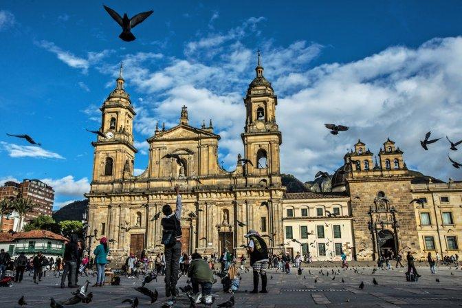 Bogotá, el Eldorado