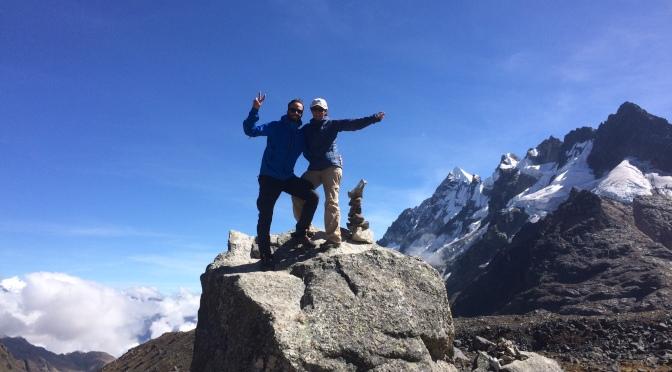 Le Machu Picchu ça se mérite !