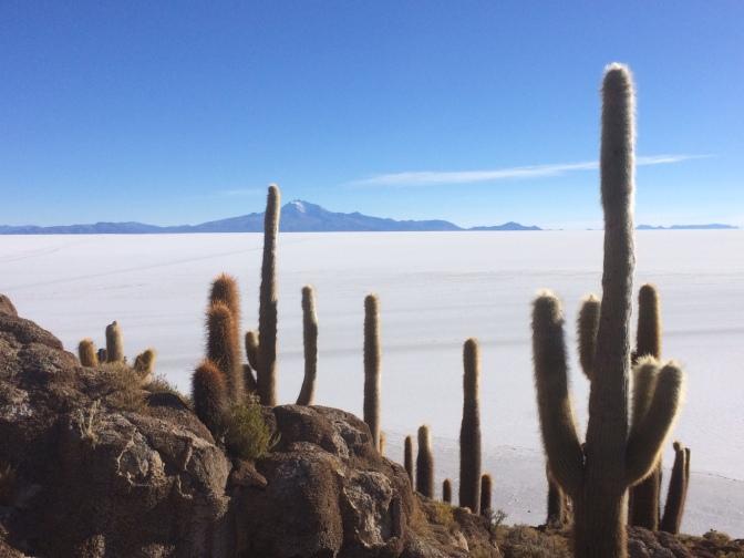 Notre itinéraire en Bolivie