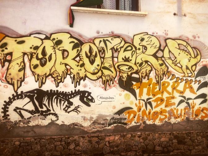Torotoro, retour vers le passé