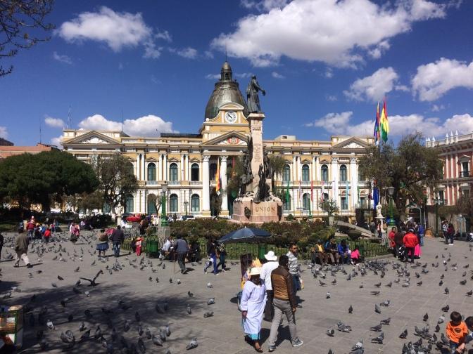 La Paz, tu l'aimes ou tu la quittes