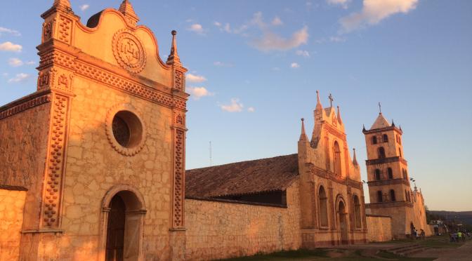 Santa Cruz – San José de Chiquitos