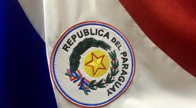 Notre itinéraire au Paraguay
