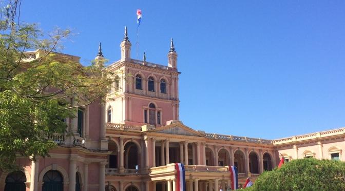 Asunción, une capitale aux allures de ville.